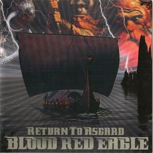 Blood Red Eagle-Return To Asgard (CD)