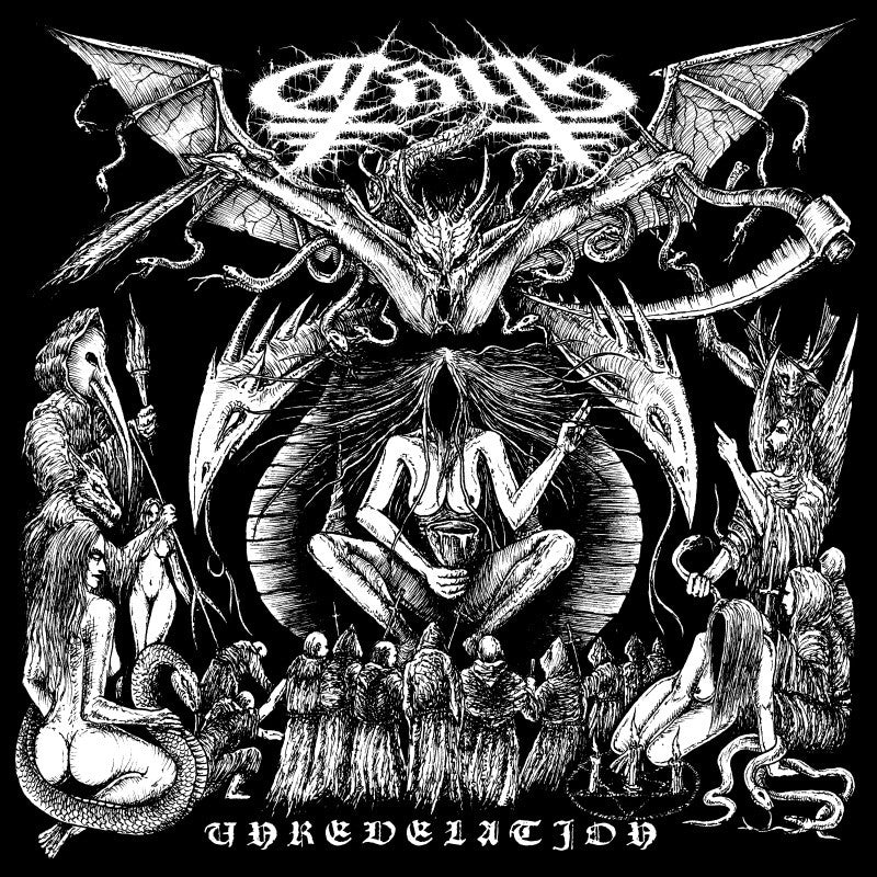 Calth-Unrevelation + Demo 2007 (Standard Edition) (CD)