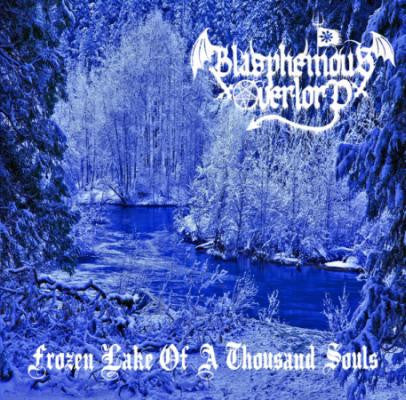 Blasphemous Overlord-Frozen Lake Of A Thousand Souls (CD)