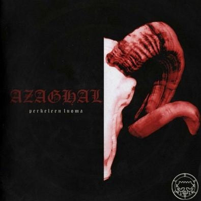 Azaghal-Perkeleen Luoma (CD)