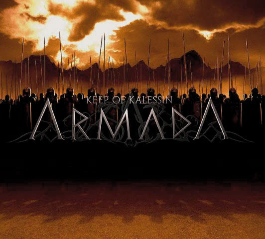 Keep of Kalessin - Armada (CD)