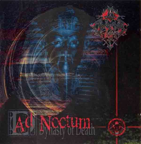 Limbonic Art - Ad Noctum Dynasty of Death (CD)