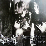 Mayhem-Vomit From Helvete (CD)
