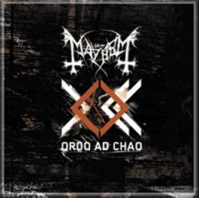 Mayhem (Nor) - Ordo Ad Chao (CD)