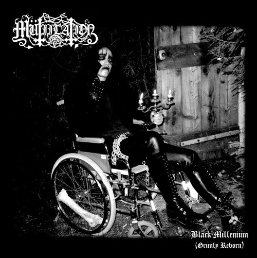 Mutiilation-Black Mellenium (Grimly Reborn) (CD)