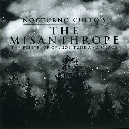 "Nocturno Culto's "" the misanthrope "" (DVD)"