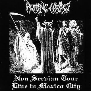 Rotting Christ - Live In Mexico City (CD)