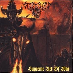 Stormlord (Ita) - Supreme Art of War (CD)