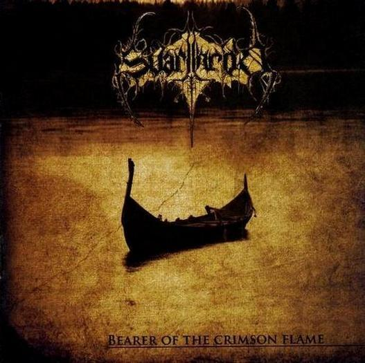 Svartthron - Bearer of the Crimson Flame (CD)