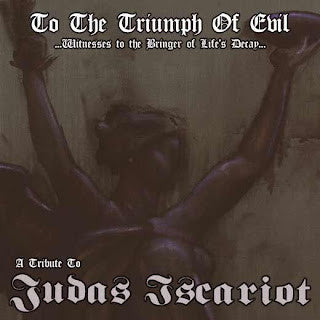 A Tribute To Judas Iscariot-To The Triumph Of Evil (Vinyl)