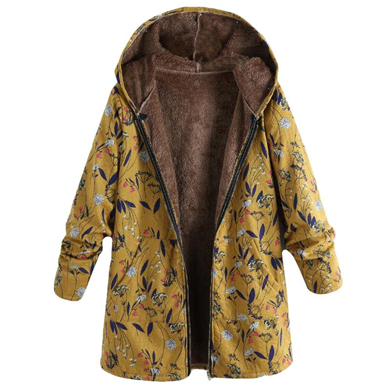 Plus Size Winter Coat