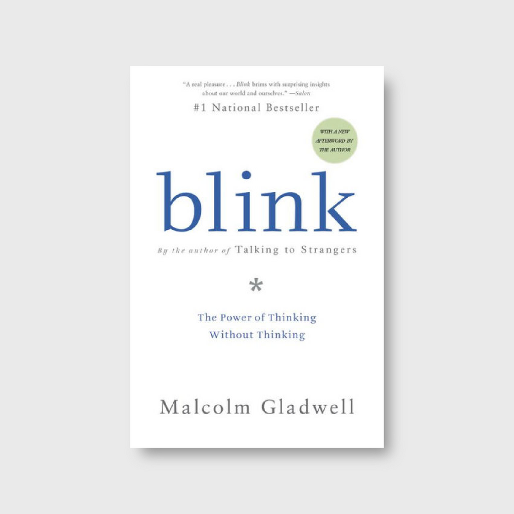 Blink: The Power Of Thinking Without Libro