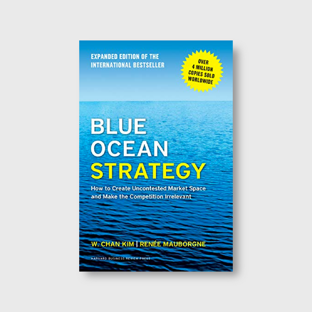 Blue Ocean Strategy. Expanded Edition Libro