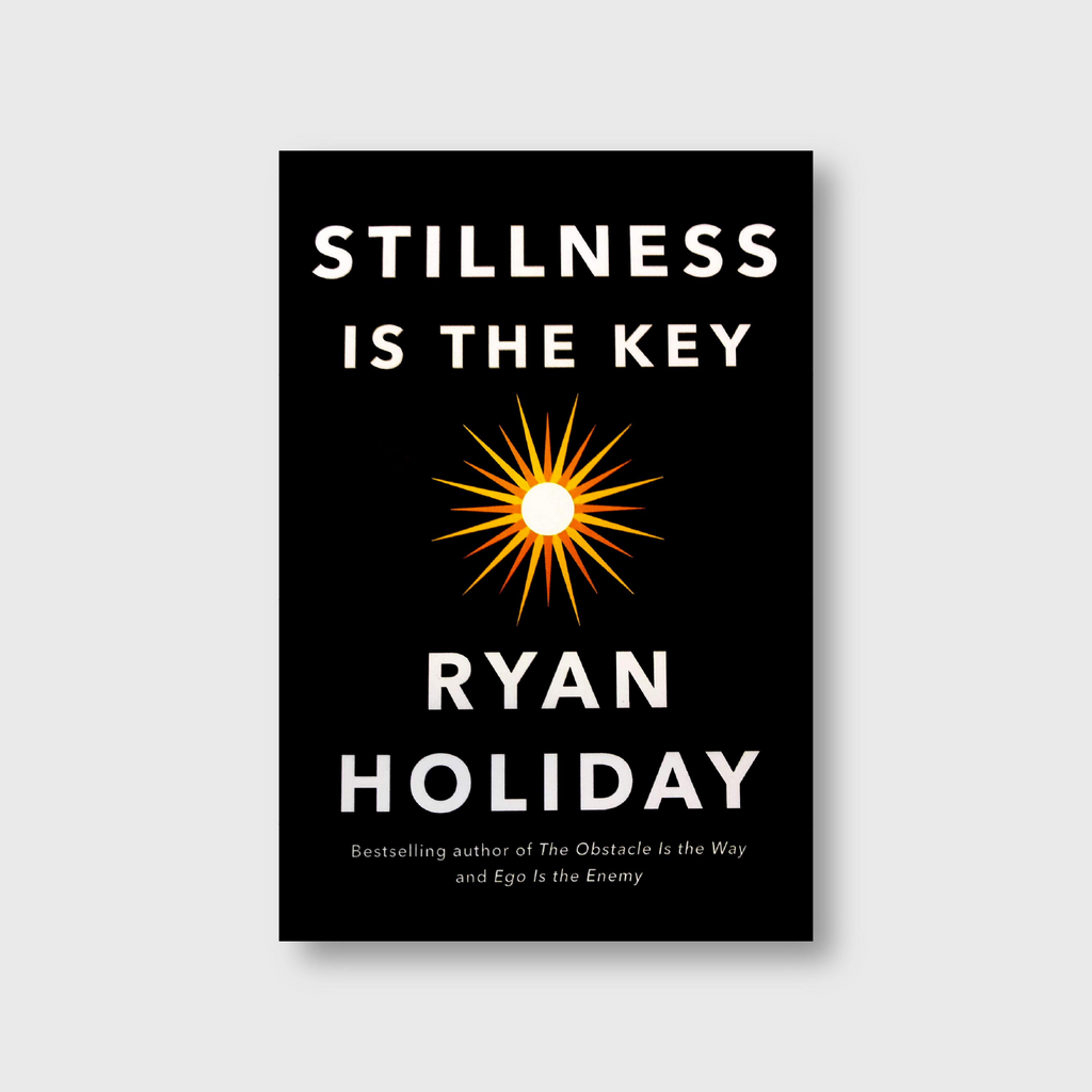 Stillness Is The Key Libro