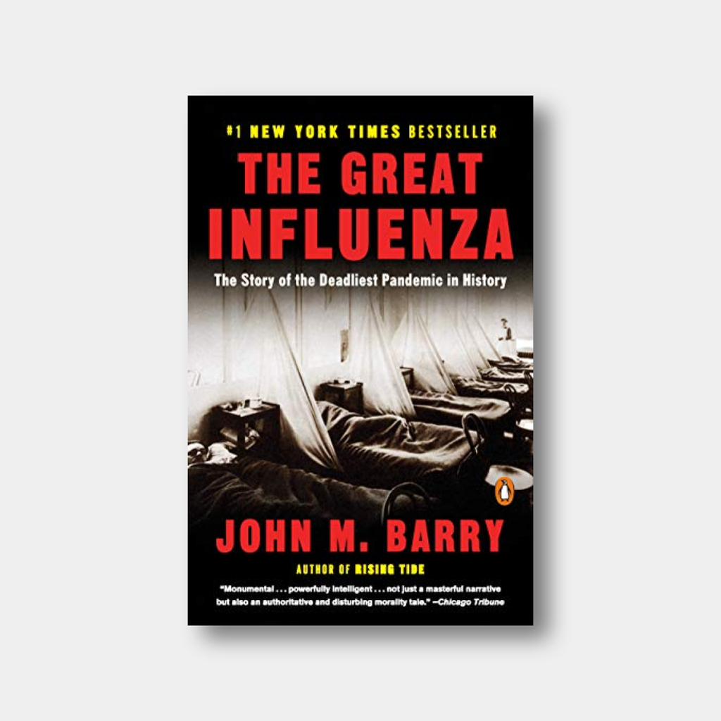 The Great Influenza Libro