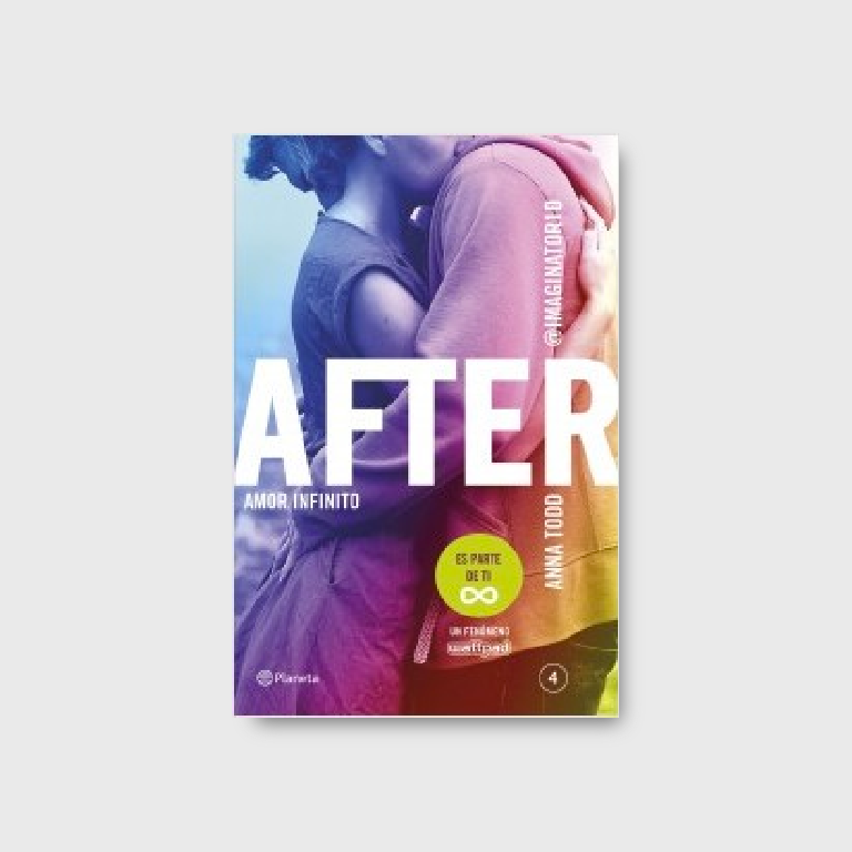 After 4 - Amor Infinito Libro