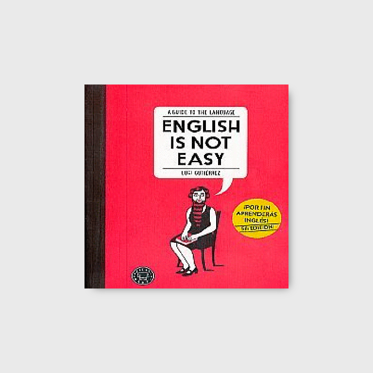 English Is Not Easy Libro