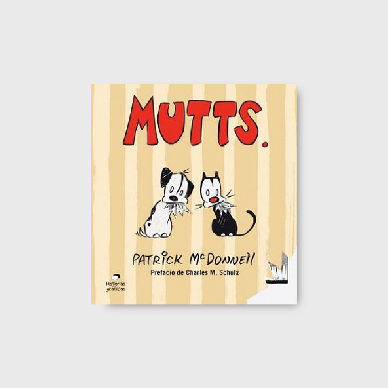Mutts 1 Libro