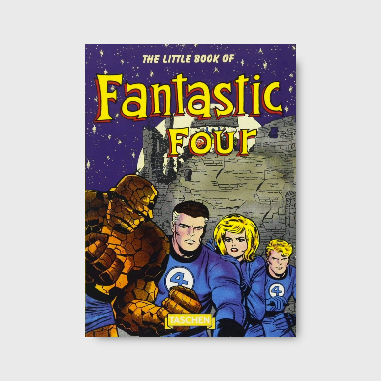 The Little Book Of Fantastic Four Libro