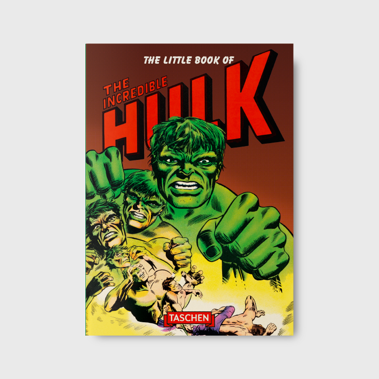 The Little Book Of Incredible Hulk Libro