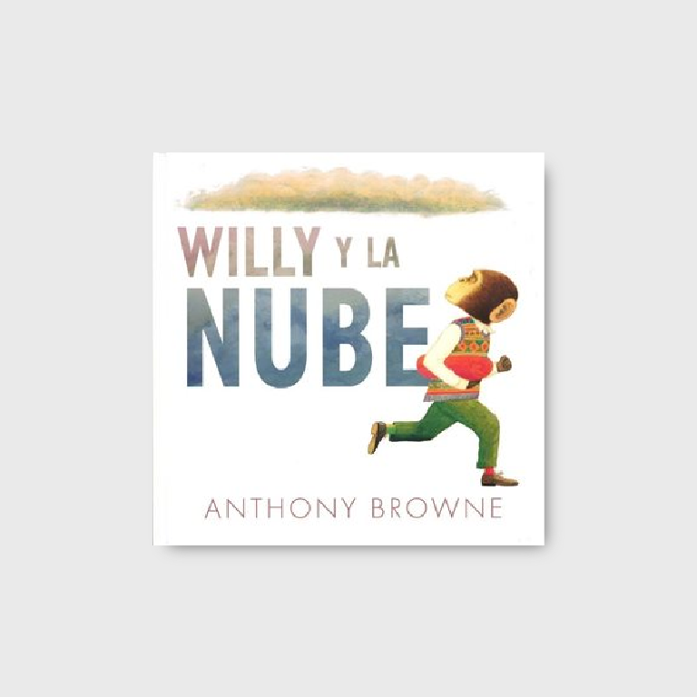 Willy Y La Nube Libro