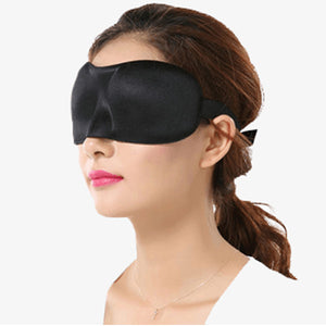 Contoured & Comfortable Sleep Mask