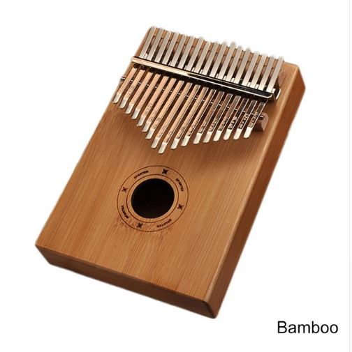 17Key Kalimba Mbira Sanza Finger Thumb Piano Toys, Kids & Baby / Toys & Hobbies / Action & Toy Figures - shop in usa - canada - UK - Spain - France - Germany - Netherlands - Sweden - Bamboo