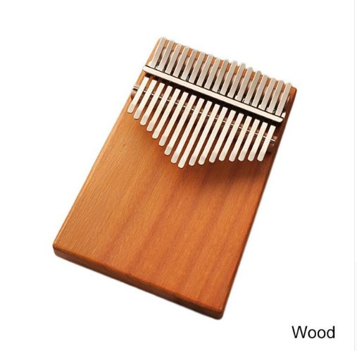 17Key Kalimba Mbira Sanza Finger Thumb Piano Toys, Kids & Baby / Toys & Hobbies / Action & Toy Figures - shop in usa - canada - UK - Spain - France - Germany - Netherlands - Sweden - Wood