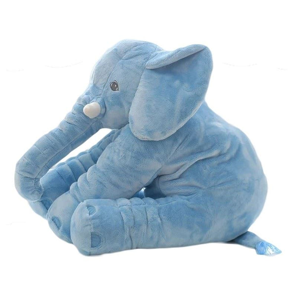 60cm Colorful Elephant Stuffed Animals Plush Toy Toys, Kids & Baby/Toys & Hobbies/Stuffed & Plush Animals - shop in usa - canada - UK - Spain - France - Germany - Netherlands - Sweden - Blue2