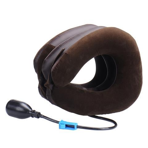 Air Cervical Soft Neck Brace Device Health & Beauty, Hair / Beauty Tools / Massage & Relaxation - shop in usa - canada - UK - Spain - France - Germany - Netherlands - Sweden -