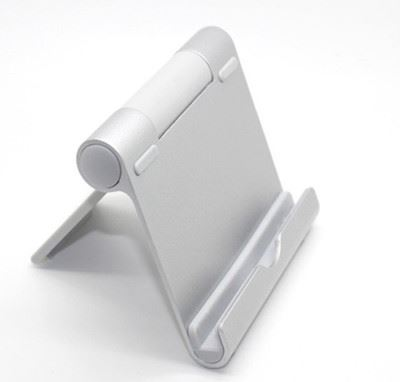 Aluminum Bracket For Phone Tablet PC Computer & Office / Tablet & Laptop Accessories / Tablet Accessories - shop in usa - canada - UK - Spain - France - Germany - Netherlands - Sweden - Silvery