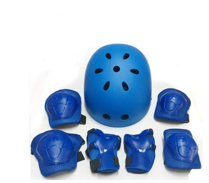 Bicycle helmet cover Sports & Outdoors / Cycling / Bicycle Helmets - shop in usa - canada - UK - Spain - France - Germany - Netherlands - Sweden - S Matte Blue