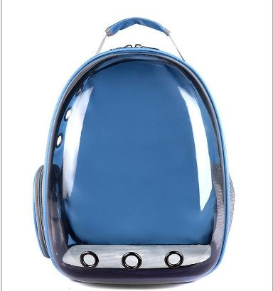 Cat Pet Backpack Out Portable Cage Home & Garden, Furniture / Pet Products / Cat Supplies - shop in usa - canada - UK - Spain - France - Germany - Netherlands - Sweden - Blue