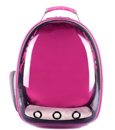 Cat Pet Backpack Out Portable Cage Home & Garden, Furniture / Pet Products / Cat Supplies - shop in usa - canada - UK - Spain - France - Germany - Netherlands - Sweden - Pink