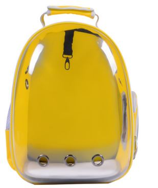 Cat Pet Backpack Out Portable Cage Home & Garden, Furniture / Pet Products / Cat Supplies - shop in usa - canada - UK - Spain - France - Germany - Netherlands - Sweden - Yellow