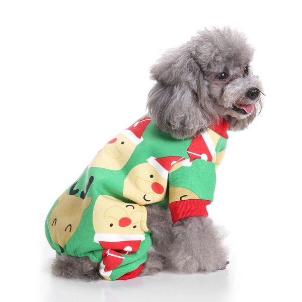 Christmas & Halloween pet costumes Pets - shop in usa - canada - UK - Spain - France - Germany - Netherlands - Sweden - Old man elk XL