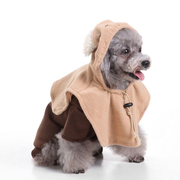 Christmas & Halloween pet costumes Pets - shop in usa - canada - UK - Spain - France - Germany - Netherlands - Sweden - Monster suit L