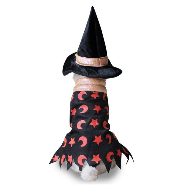 Christmas & Halloween pet costumes Pets - shop in usa - canada - UK - Spain - France - Germany - Netherlands - Sweden - Cloak M
