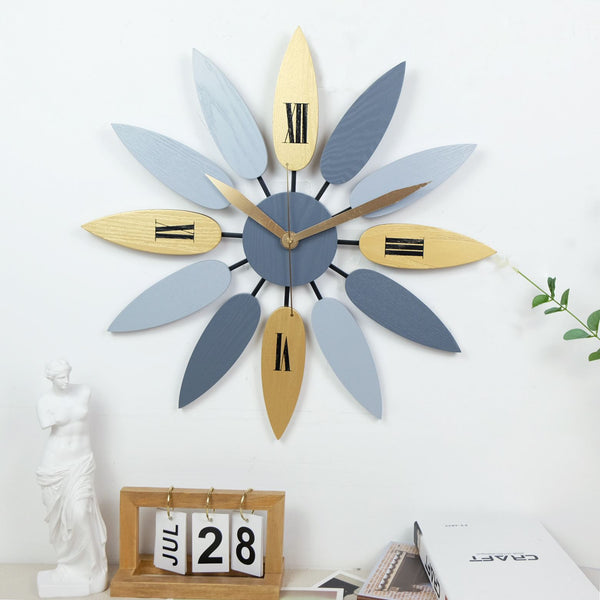 Flora wall clock Others - shop in usa - canada - UK - Spain - France - Germany - Netherlands - Sweden -