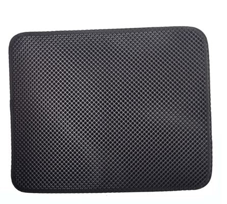 Honeycomb Double Layer Cat Litter Trapper Mats Home & Garden, Furniture / Pet Products / Cat Supplies - shop in usa - canada - UK - Spain - France - Germany - Netherlands - Sweden - XS Black