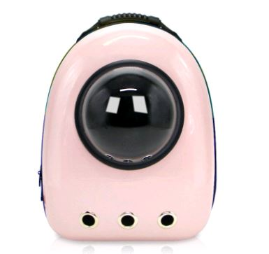 Pet Space Capsule Backpack Home & Garden, Furniture / Pet Products / Cat Supplies - shop in usa - canada - UK - Spain - France - Germany - Netherlands - Sweden - Nine hole pink