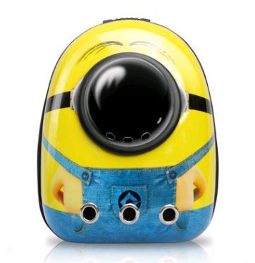 Pet Space Capsule Backpack Home & Garden, Furniture / Pet Products / Cat Supplies - shop in usa - canada - UK - Spain - France - Germany - Netherlands - Sweden - Little yellow man