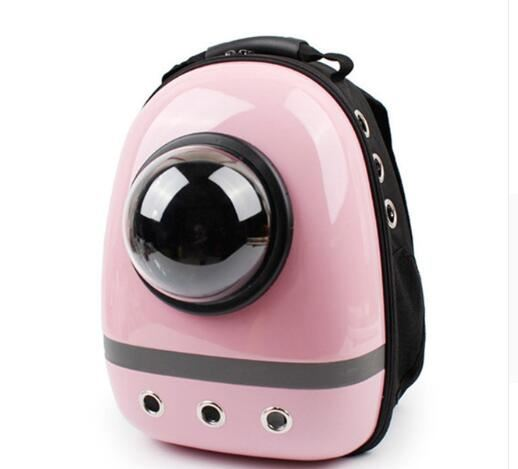 Pet Space Capsule Backpack Home & Garden, Furniture / Pet Products / Cat Supplies - shop in usa - canada - UK - Spain - France - Germany - Netherlands - Sweden - Pink