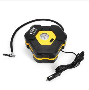 Portable Car Auto Electric Air Pump Tire Compressor Automobiles & Motorcycles / Tools, Maintenance & Care / Other Maintenance Products - shop in usa - canada - UK - Spain - France - Germany - Netherlands - Sweden -