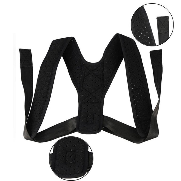 Posture Corrector (Adjustable to All Body Sizes) Health & Beauty, Hair / Skin Care / Body Care - shop in usa - canada - UK - Spain - France - Germany - Netherlands - Sweden -