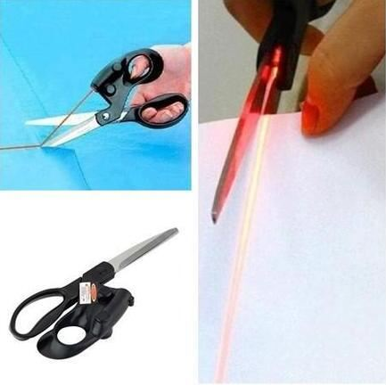 Professional Laser Guided Scissors Home & Garden, Furniture / Home Storage / Home Office Storage - shop in usa - canada - UK - Spain - France - Germany - Netherlands - Sweden -