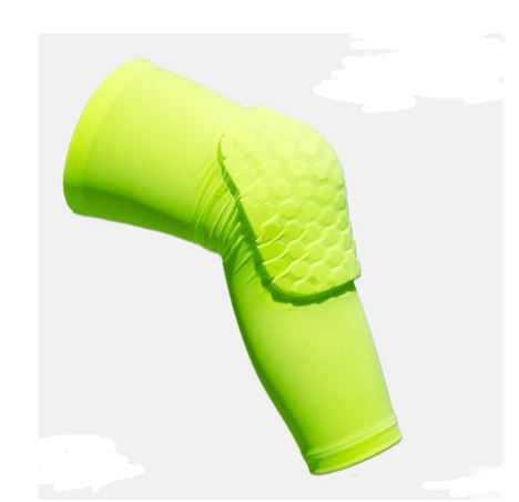 Protective Sports Knee Pad Men's Clothing / Accessories / Socks - shop in usa - canada - UK - Spain - France - Germany - Netherlands - Sweden - Green Long XXL a pair