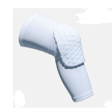 Protective Sports Knee Pad Men's Clothing / Accessories / Socks - shop in usa - canada - UK - Spain - France - Germany - Netherlands - Sweden - White Long L One