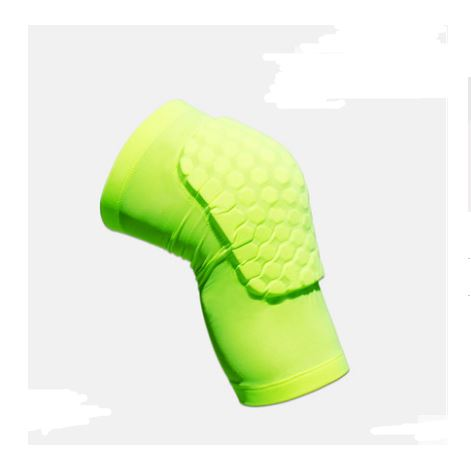 Protective Sports Knee Pad Men's Clothing / Accessories / Socks - shop in usa - canada - UK - Spain - France - Germany - Netherlands - Sweden - Green Short XL a pair