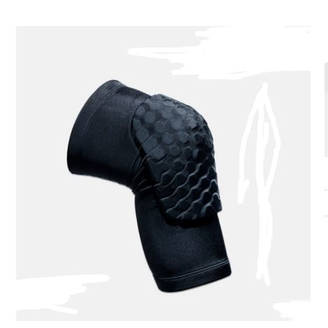 Protective Sports Knee Pad Men's Clothing / Accessories / Socks - shop in usa - canada - UK - Spain - France - Germany - Netherlands - Sweden - Black Short XXL One